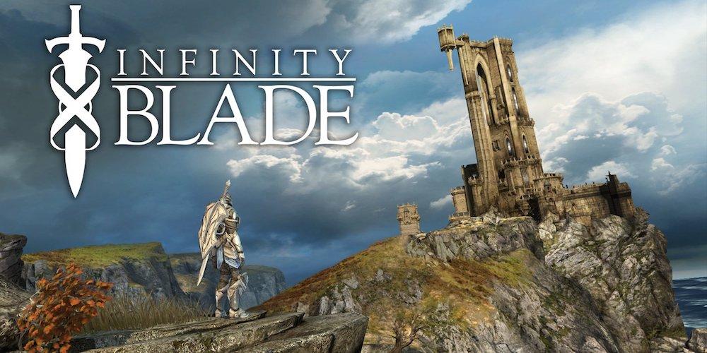 Infinity_Blade-sale