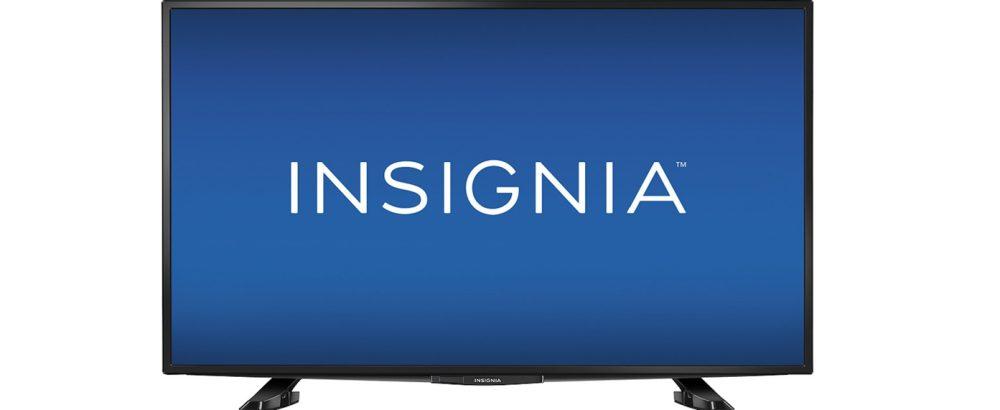 Insignia 40-inch hdtv