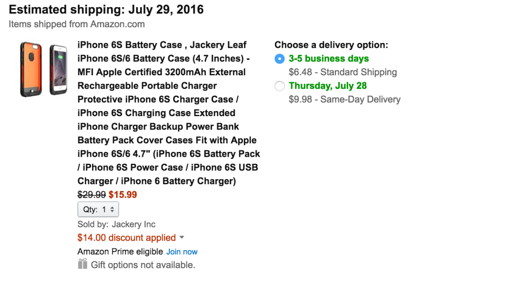Jackery battery case-iPhone 6s-02