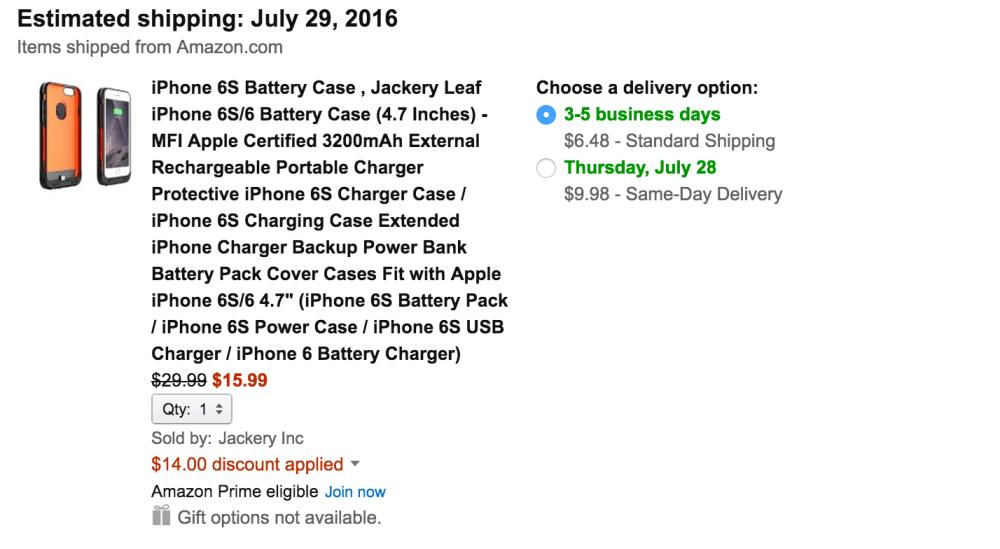 Jackery battery case-iPhone 6s-02
