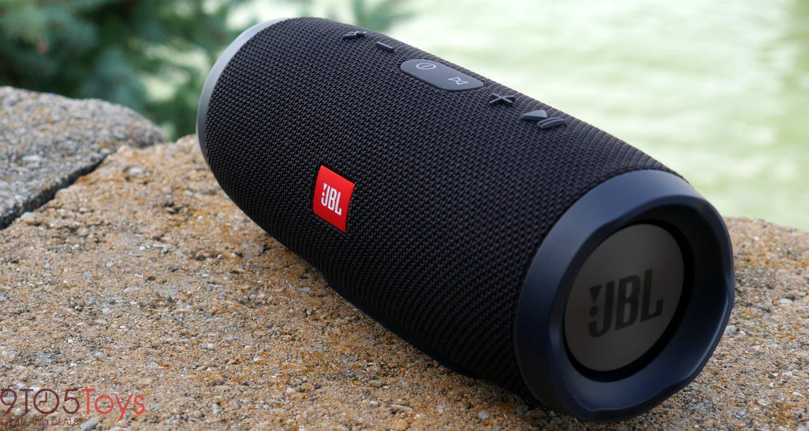 JBL Charge 3 Bluetooth Speaker with waterproof design $70 (Cert. Refurb, Orig. $150)