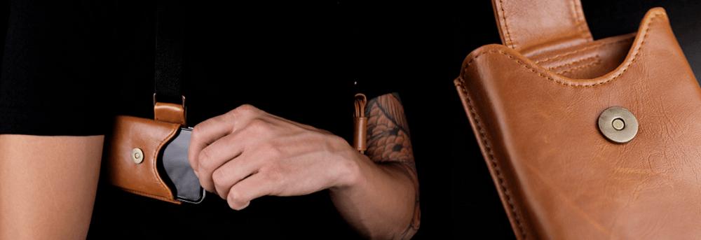LD West Gun Holster iPhone case-8