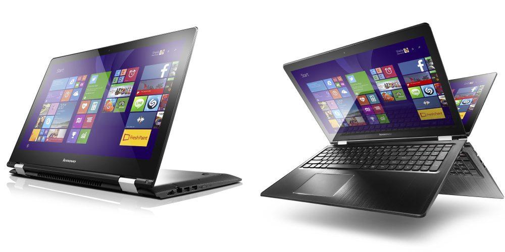 Lenovo Flex 3 15.6%22 Convertible Notebook 2.3GHz:128GB:4GB-2