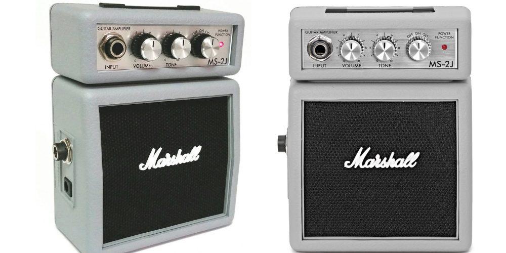 Marshall Amps M-MS-2J-U Micro Guitar Amplifier