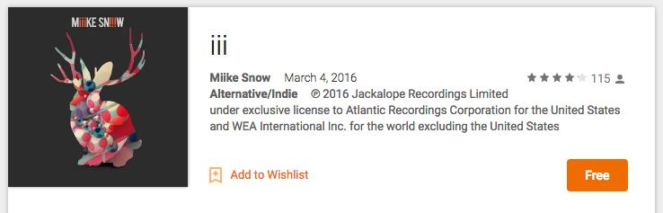 mike-snow-iii-google-play-album