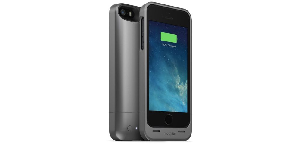 Mophie Juice Pack Helium Battery Case for iPhone 5:5s:5SE