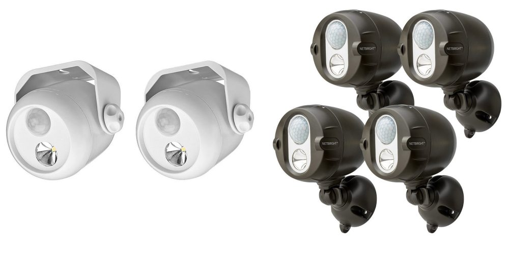 Mr. Beams Wireless LED Mini Spotlight-8