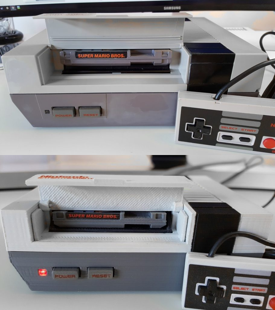 Nintendo Raspeberry Pi-NES-02