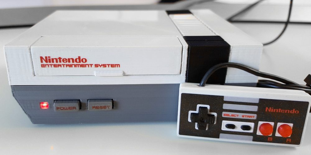 Nintendo Raspeberry Pi-NES-05