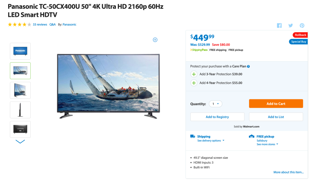 panasonic-4k-walmart-deal