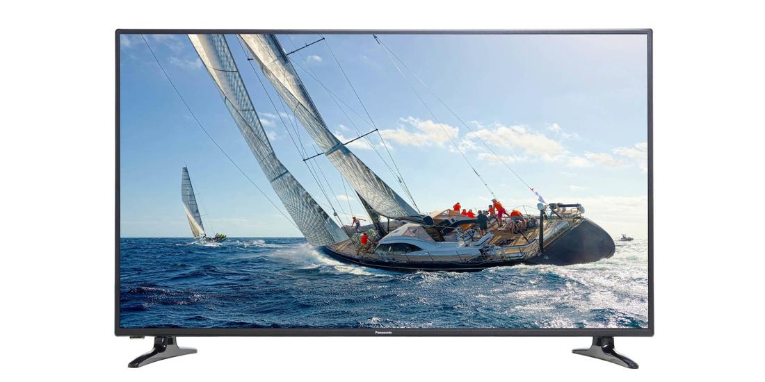 Panasonic TC-50CX400U 50%22 4K Ultra HD 2160p 60Hz LED Smart HDTV