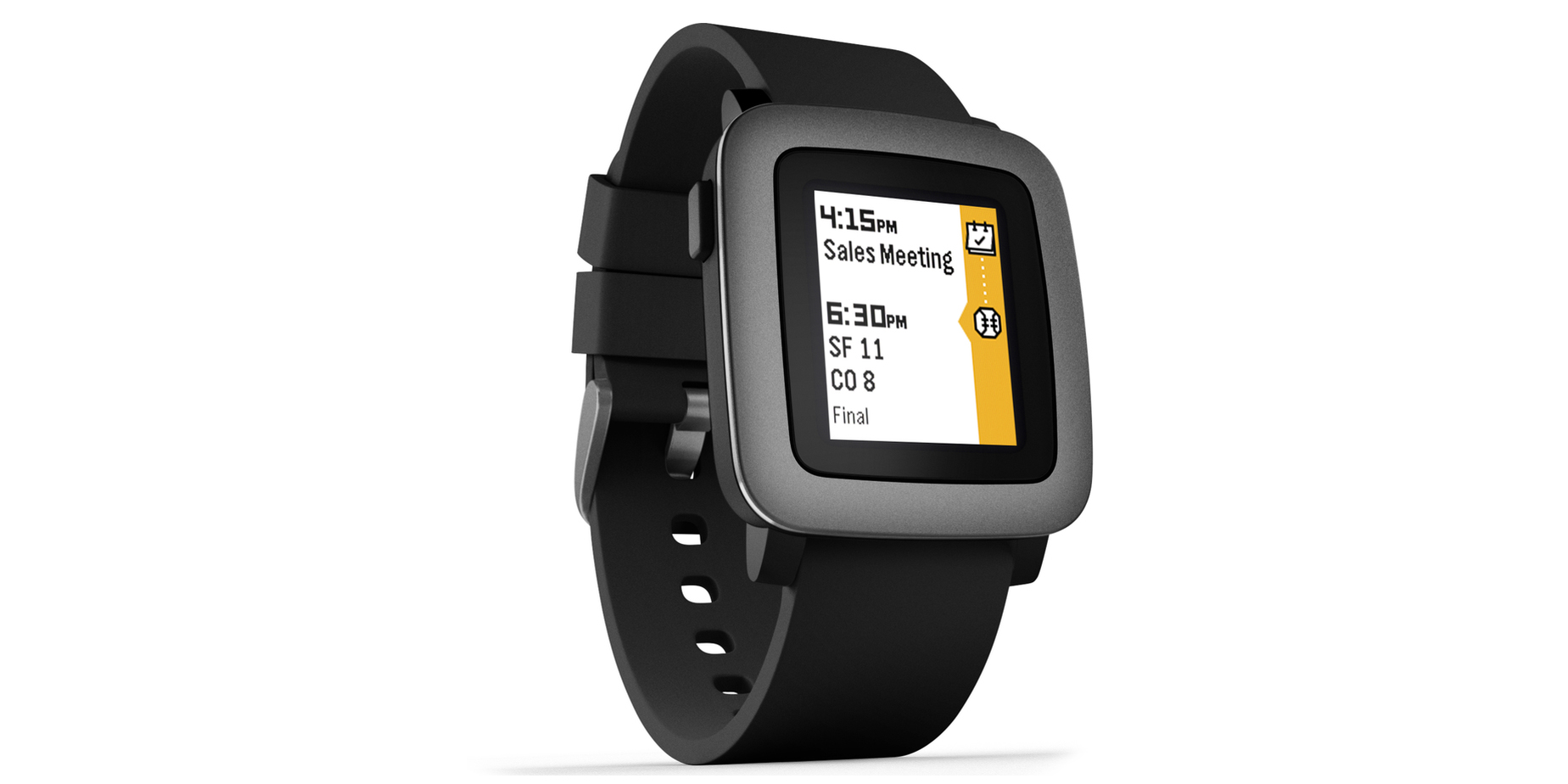 Add a Pebble Time Smartwatch to your wrist for $85 shipped ...