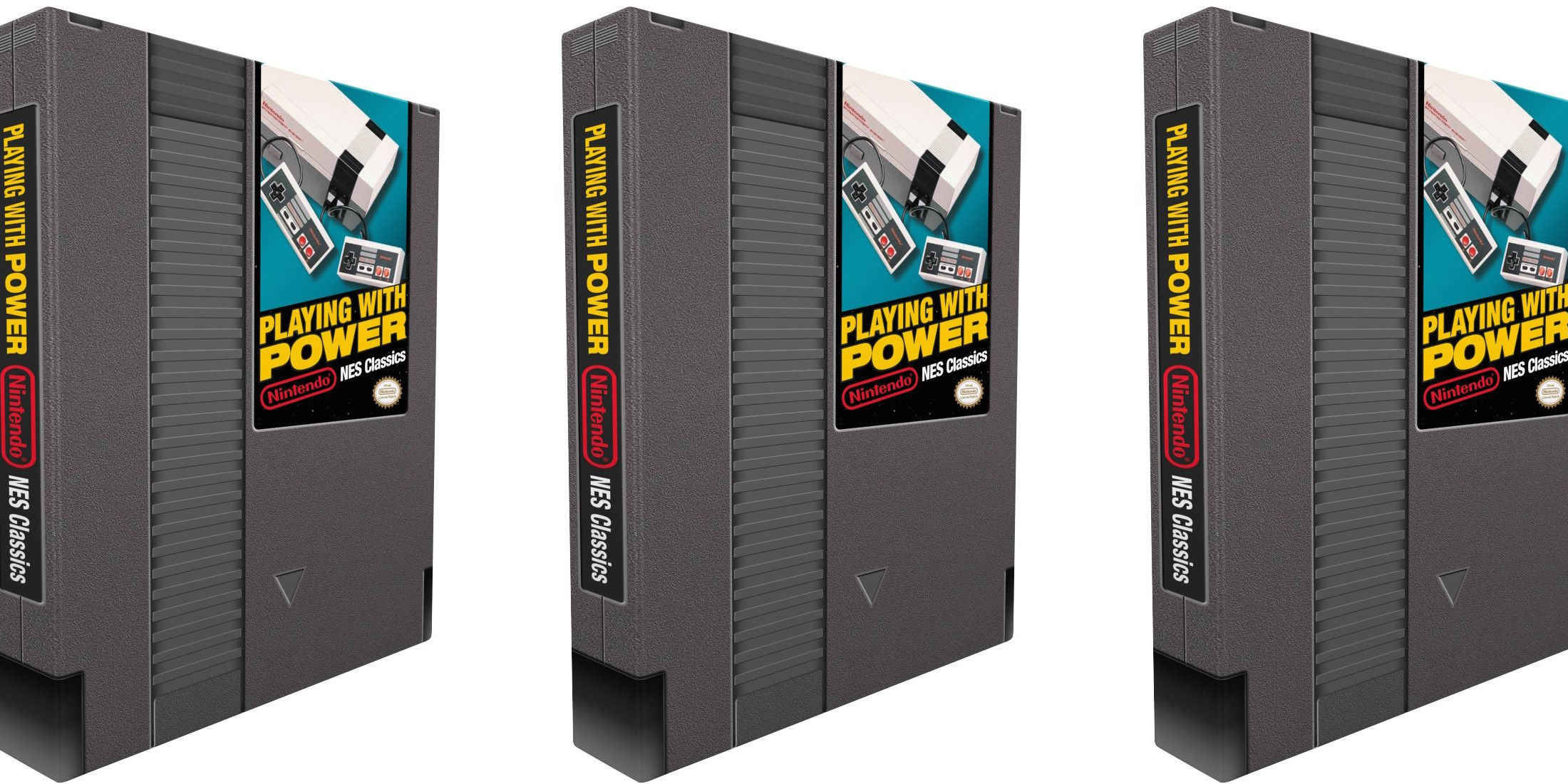 Playing With Power: Nintendo NES Classics-sale-01