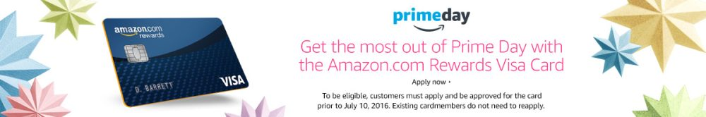 prime day visa card