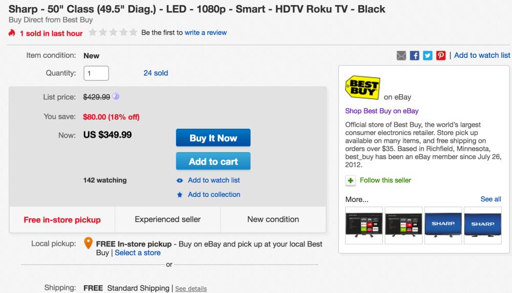 sharp-best-buy-ebay-tv-deal