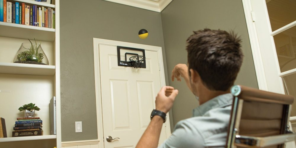 SKLZ Pro Mini-basketball hoop