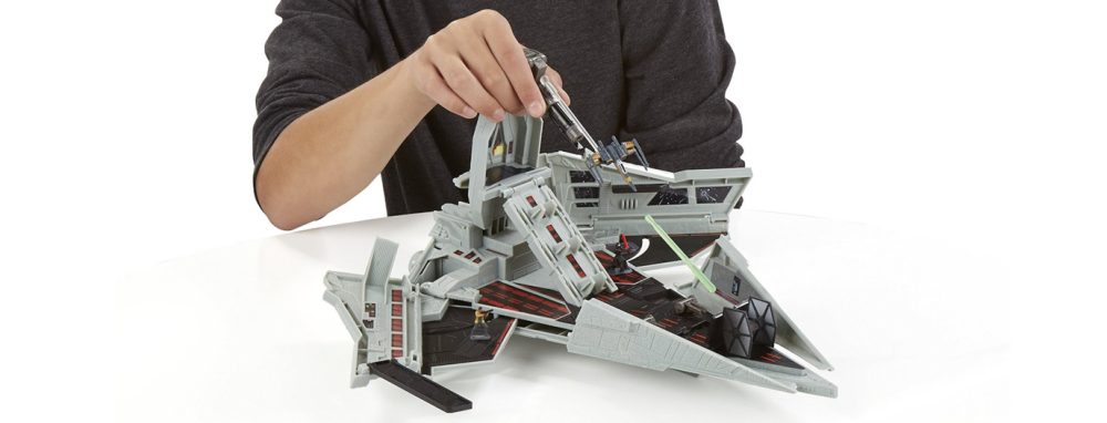 Star wars and micromachines