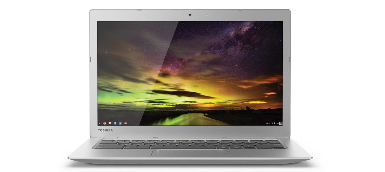 Toshiba 13.3-inch Chromebook