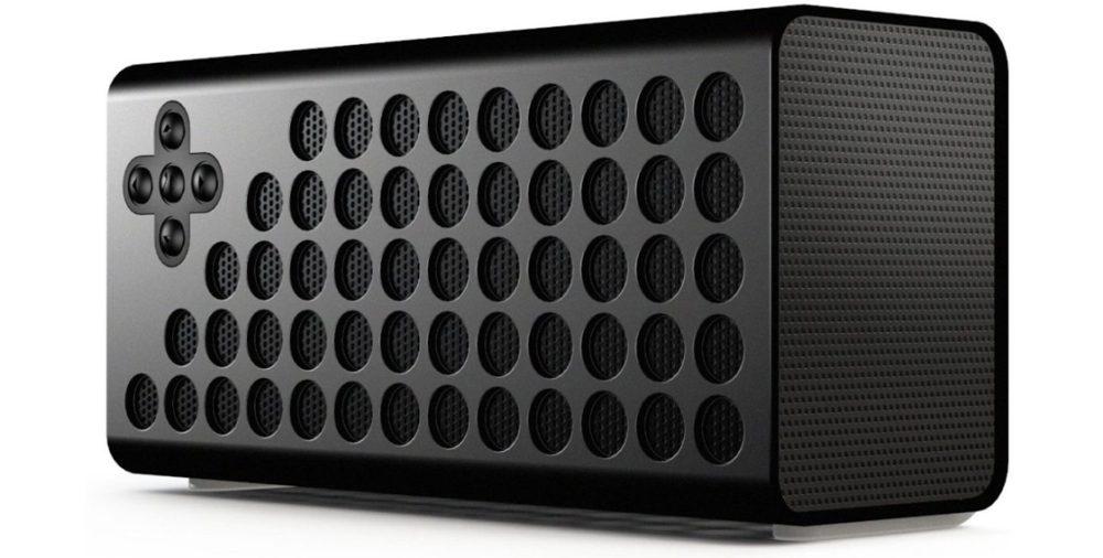 URGE Basics Cuatro Portable Wireless Bluetooth 4.0 Speaker
