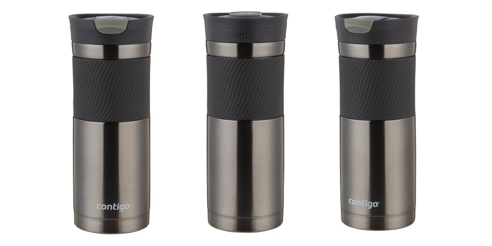 20oz Contigo SnapSeal Byron Vacuum Insulated Stainless Steel Travel Mug-4