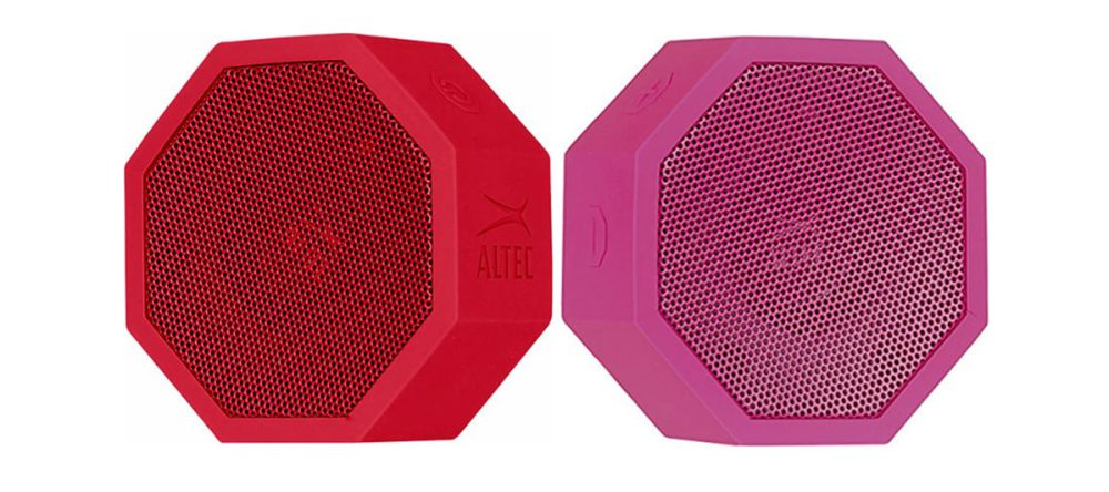 Altec Solo Jacket Bluetooth Speaker, Floats:IP67 Waterproof:Dustproof:Shockproof