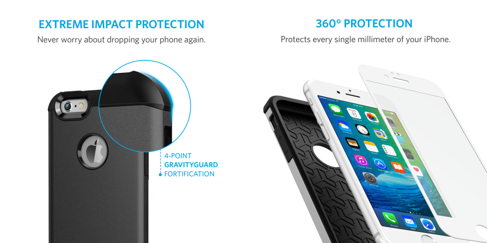 anker iphone protection