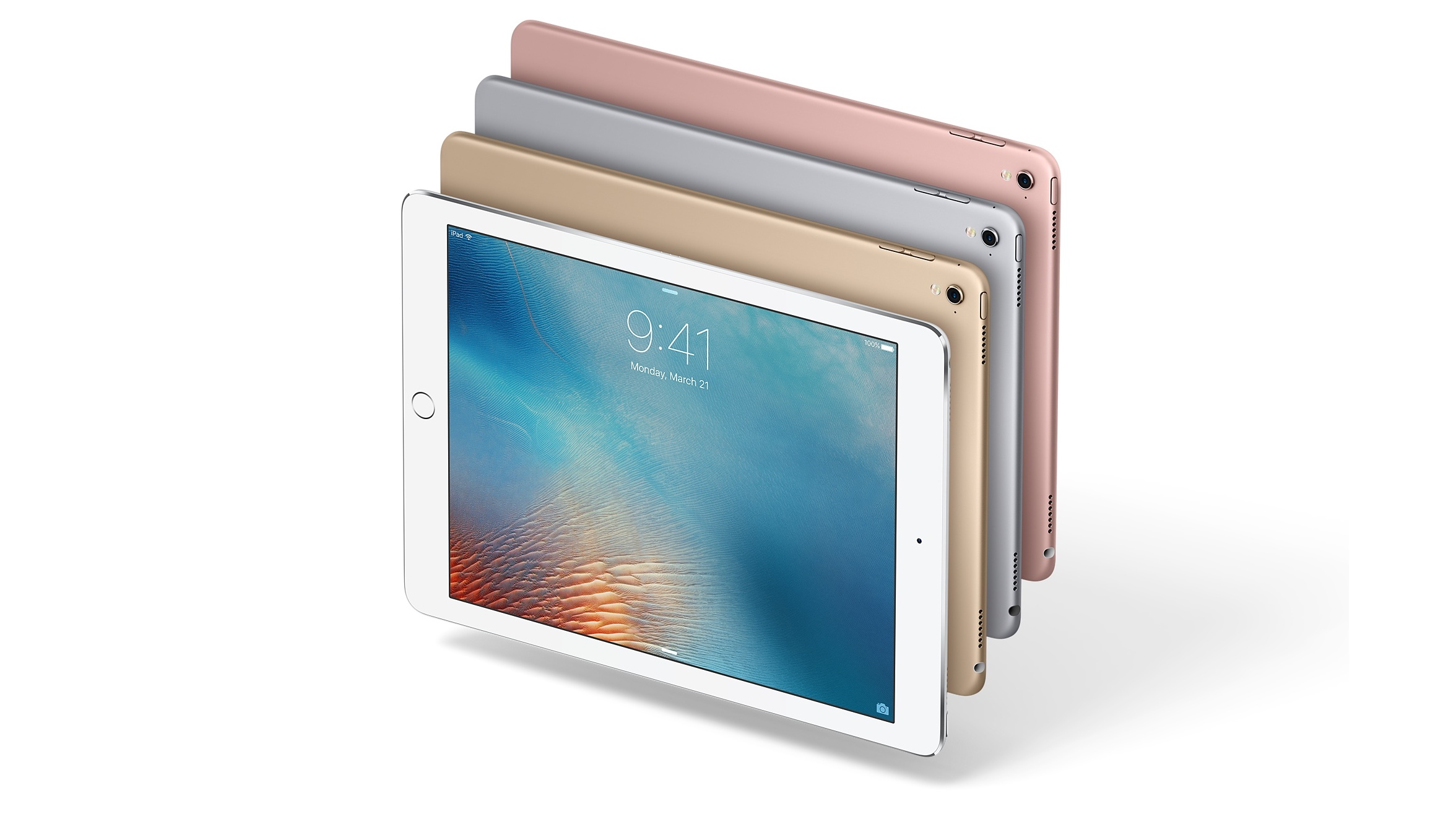 apple 9 inch ipad pro all colors