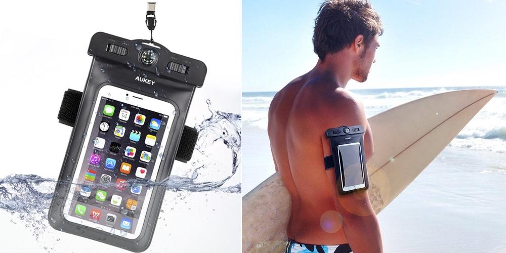 Aukey waterproof case:bag
