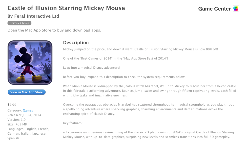 Castle of Illusion Starring Mickey Mouse-6