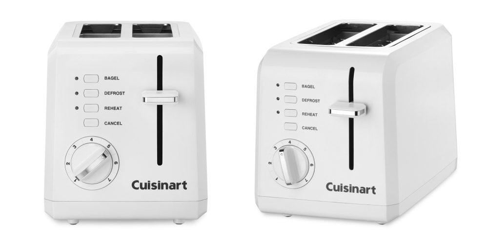Conair Cuisinart CPT-122 2-Slice Compact Plastic Toaster-2