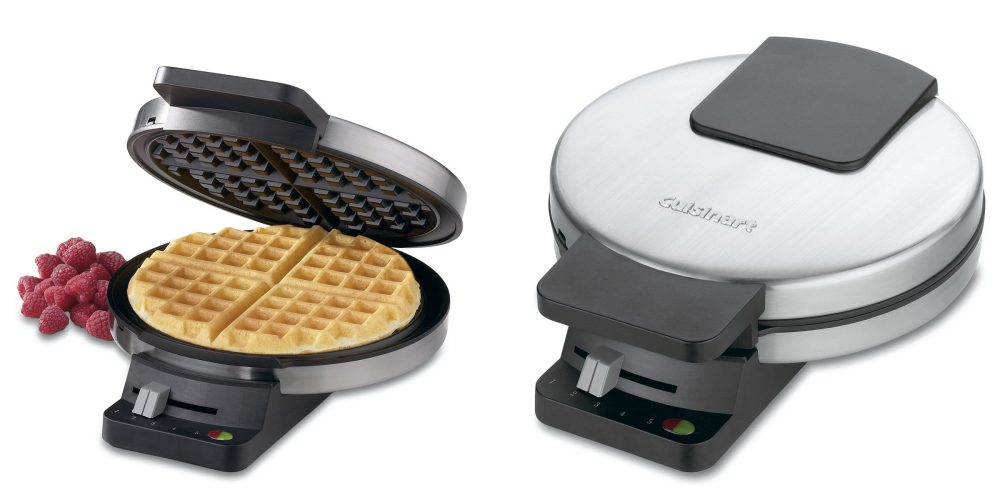 Cuisinart Round Classic Waffle Maker (WMR-CA) -3
