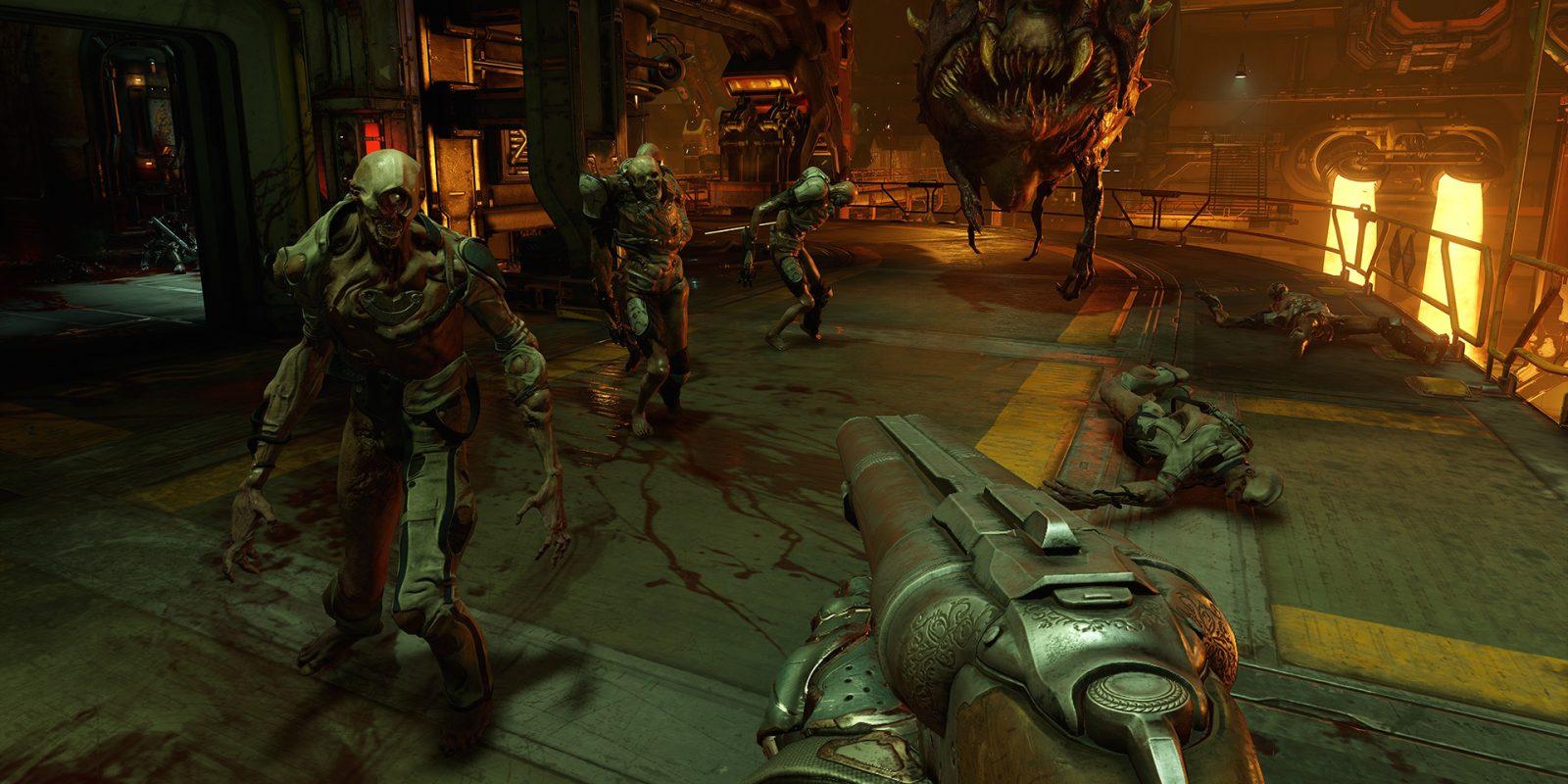 Today's Best Game Deals: DOOM $10, Resident Evil Origins Collection $40, more
