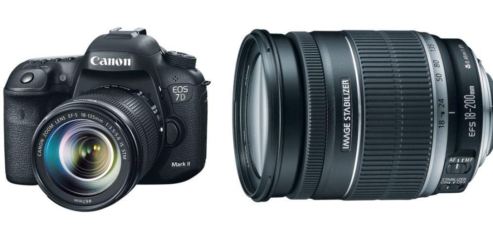 EOS 7D Mark II EF-S 18-135mm IS STM Lens Kit