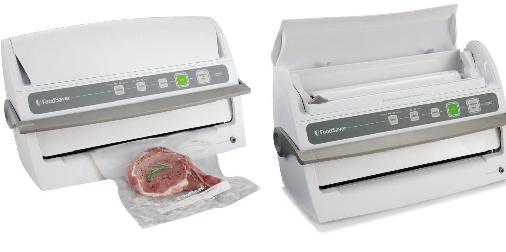 FoodSaver V3240 Automatic Vacuum Sealing System with Starter Kit-4