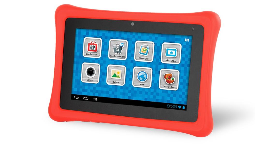 Fuhu nabi 2 Kids Tablet w: Wi-Fi