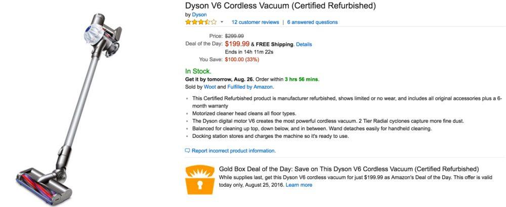 Gold Box Dyson