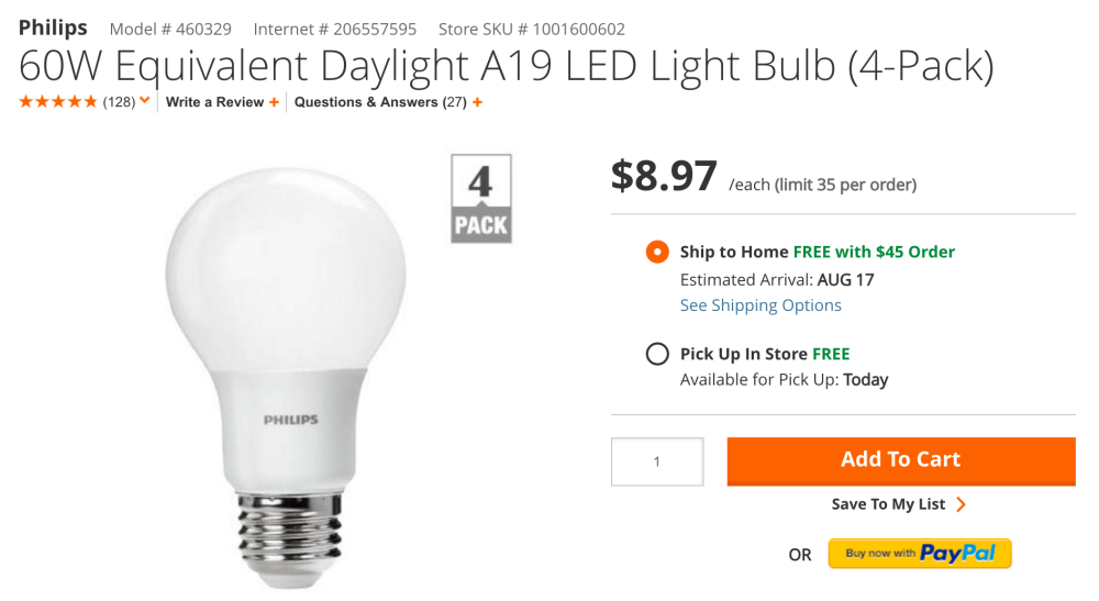 home-depot-led-light-bulb-deal