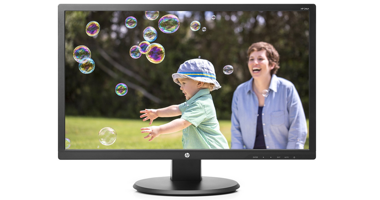 HP 24-inch 5ms (GTG) Widescreen LCD Monitor