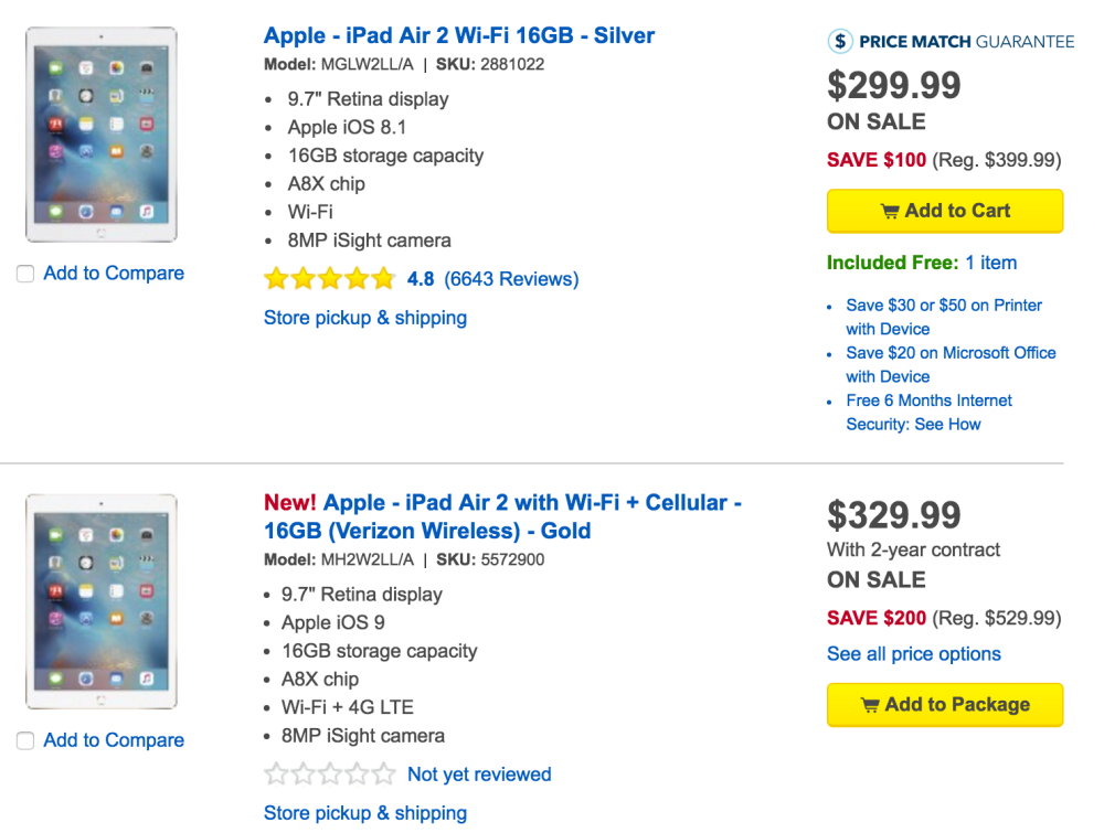 ipad-air-2-best-buy-discounts