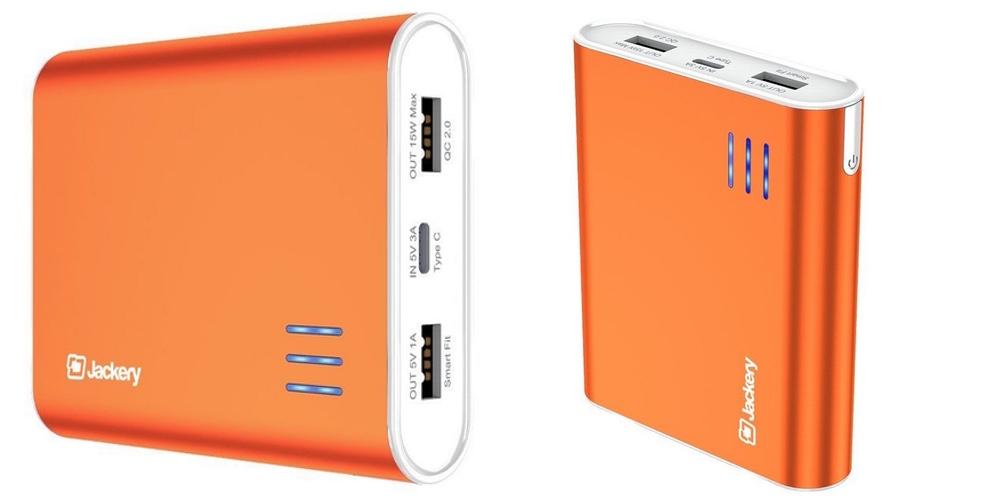 Jackery Giant S Premium 12000mAh Dual USB powr bank