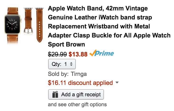leather-apple-watch-band-deal-amazon