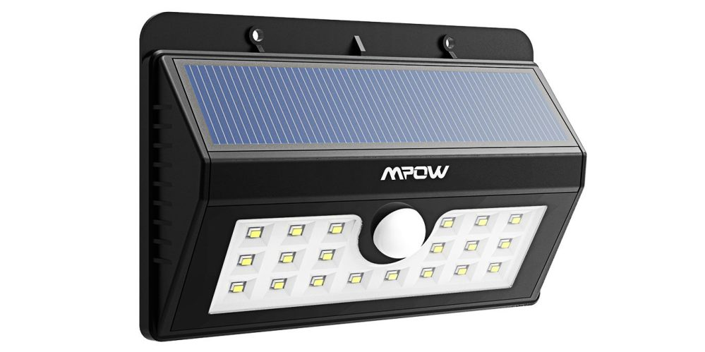 mpow-solar-light