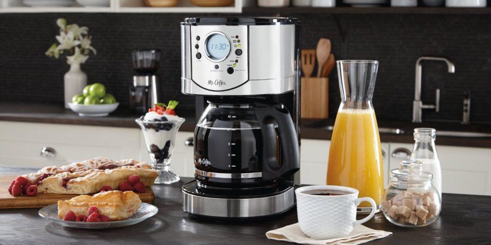 Mr. Coffee 12-Cup Programmable Coffee Maker -sale-01