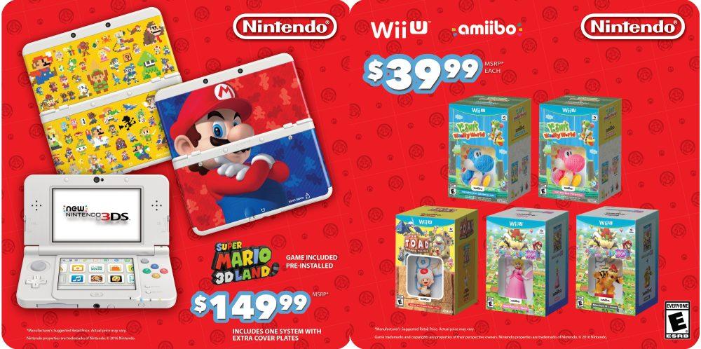Nintendo 3D Land and New Nintendo 3DS bundle-sale-01