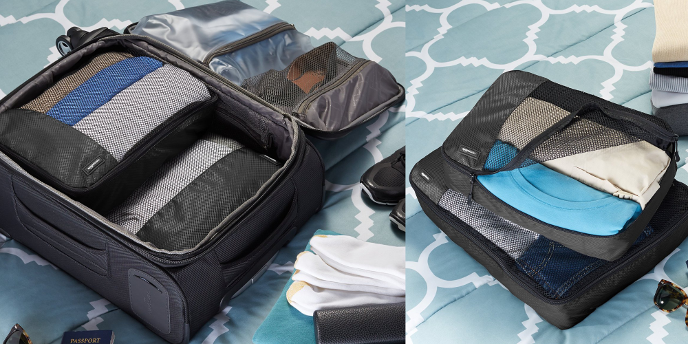 Packing cubes-sale