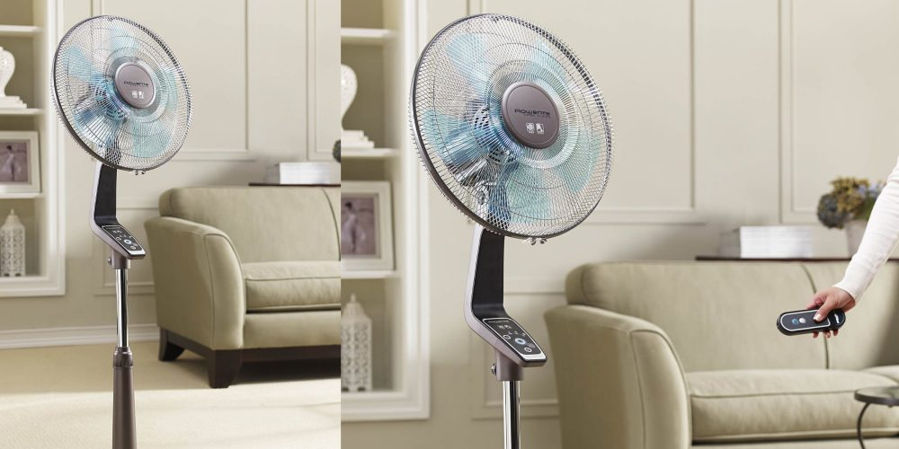 Rowenta Turbo Silence Oscillating 16-Inch Stand Fan-4