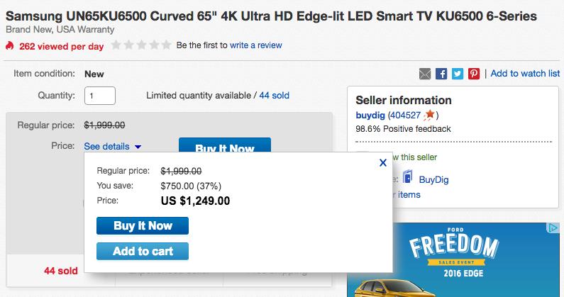 samsung-4k-ebay-deal