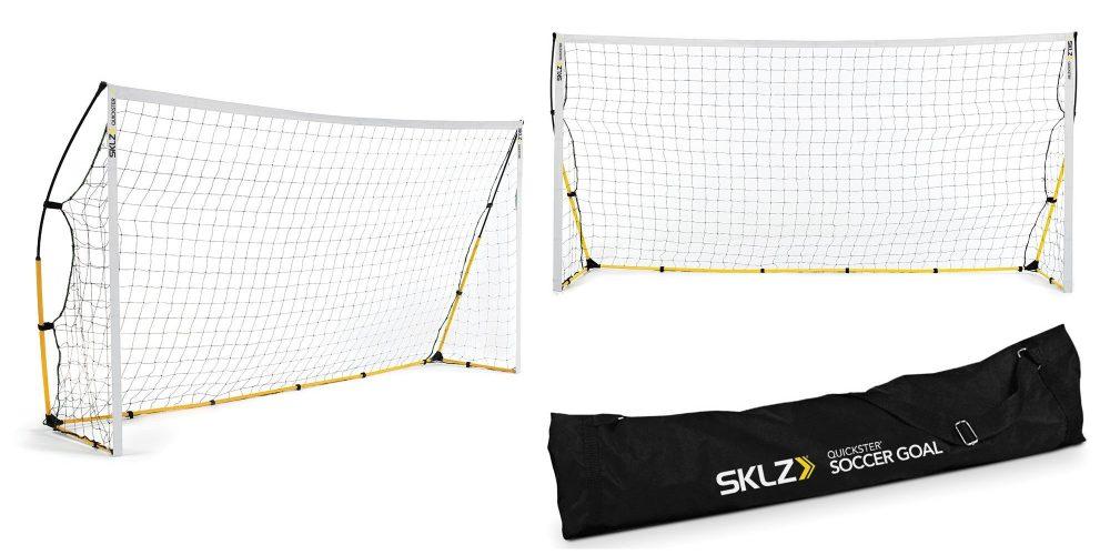 SKLZ Quickster Soccer Goal-7