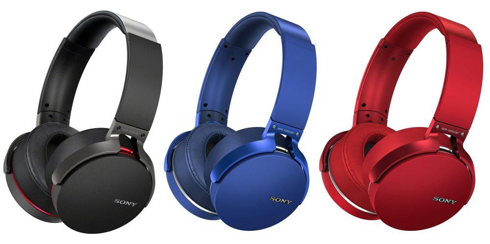 Sony-MDRXB950BT