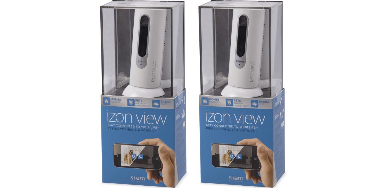 Stem Izon View Wi-Fi Video Monitors